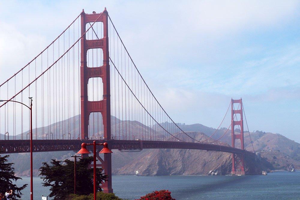 SAN FRANCISCO - Golden Gate og lidt til..