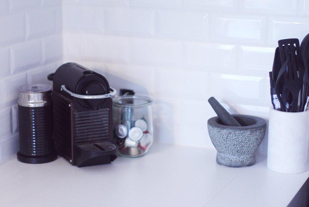 KØKKEN - før/efter-billeder og lidt om budgettet..