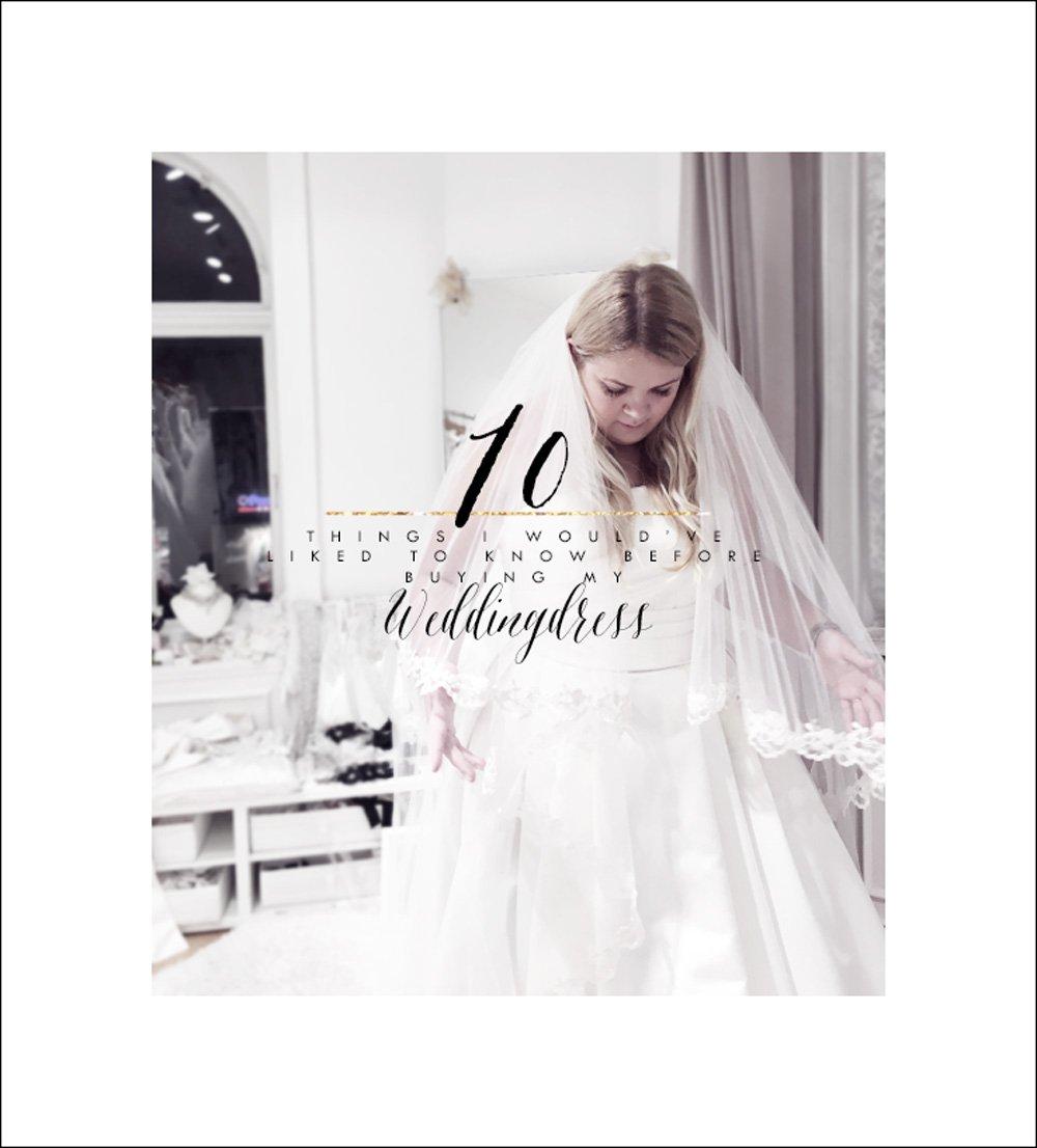 BRYLLUP - 10 råd til brudekjole-shopping..