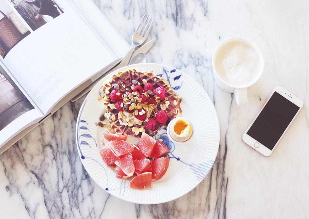 sunde-vafler-langsom-morgenmad