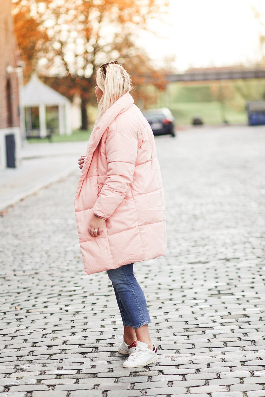 monki puff dynejakke coat outfit (8 of 24)