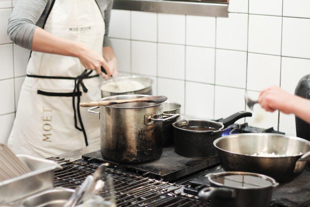 middag med moet og emily salomon kokkeriet (3 of 10)