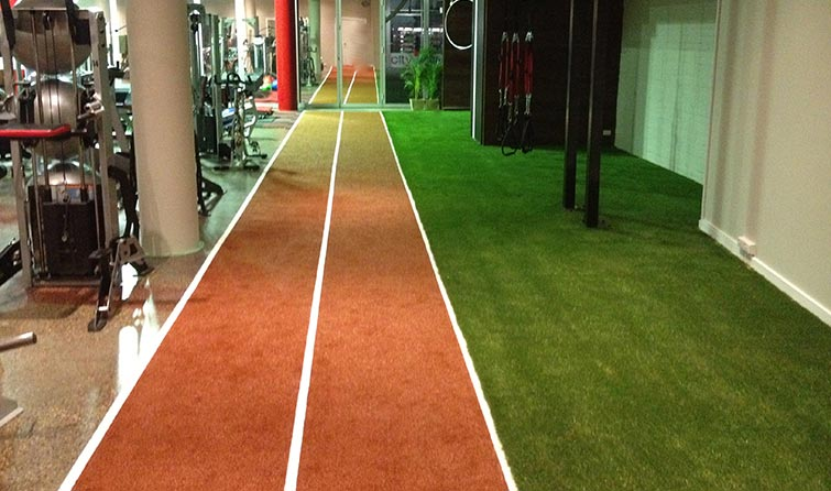 synthetic-grass-indoor-gym