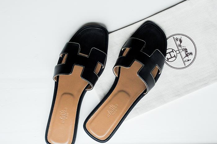 HERMÉS ORAN SANDALS | Fashion | The Style Cavalry