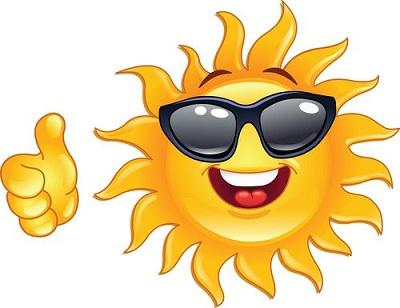 sun-thumbs-up