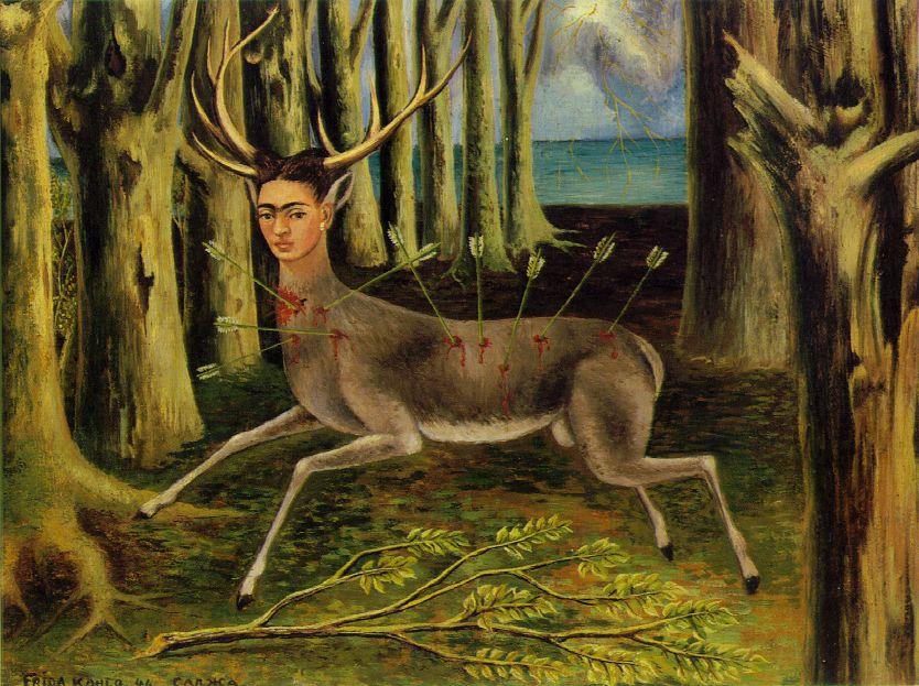 kahlo_deer