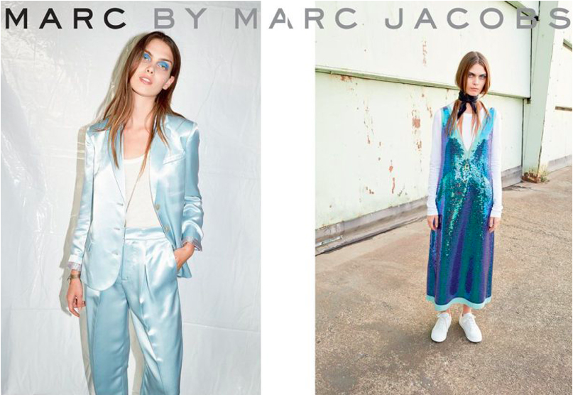 Marc by Marc Jacobs campaign shot by Juergen Teller
