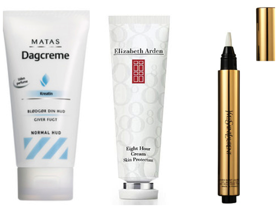 Marias beauty must-haves