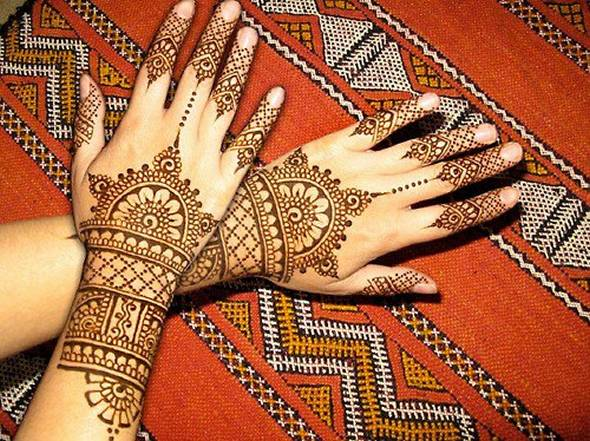 Mehndi Designs For Winter (s1)