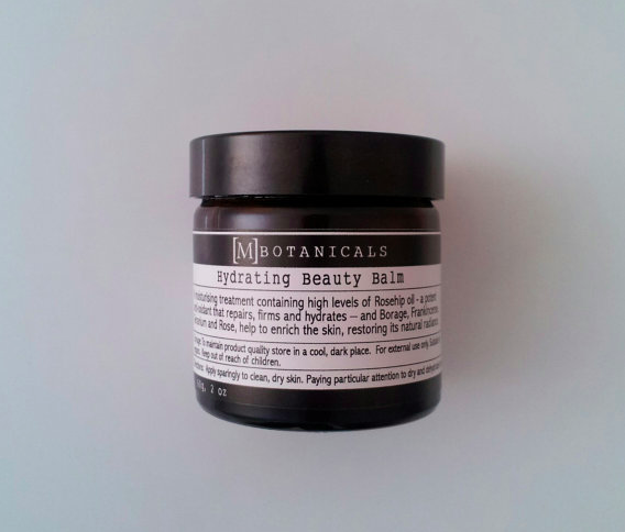 Hydrating Beauty Balm - natural moisturizer for mature,dry and dehydrated skin.Organic moisturizer scented with rose, geranium, frankincense. Find it here.