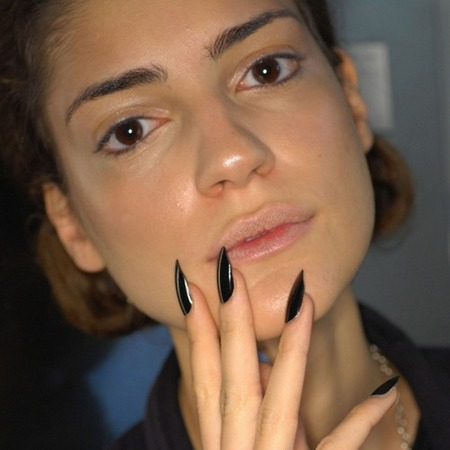Runway nails.