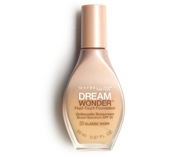 Maybelline Dream Wonder Fluid-Touch Foundation