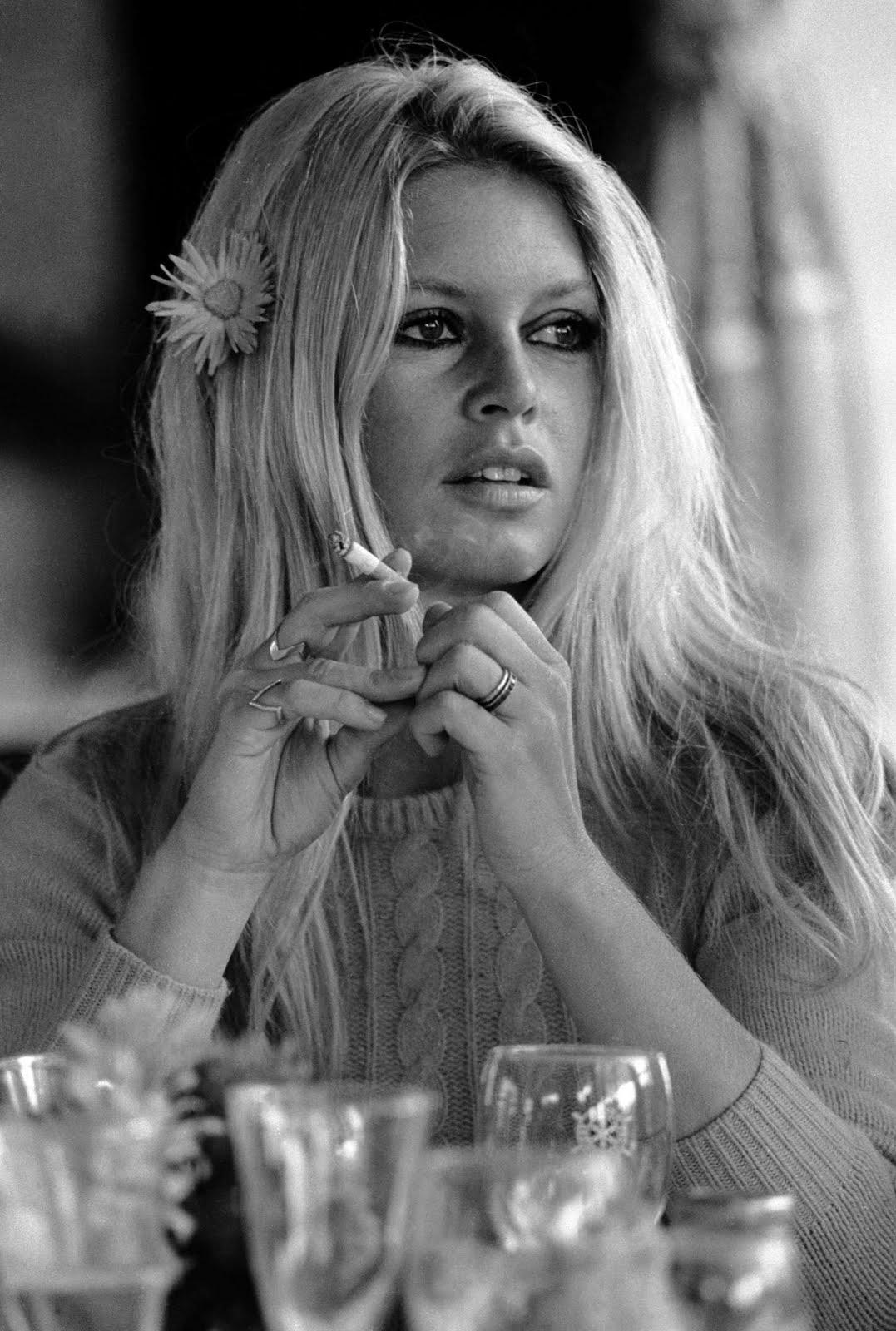 Bardot+flower