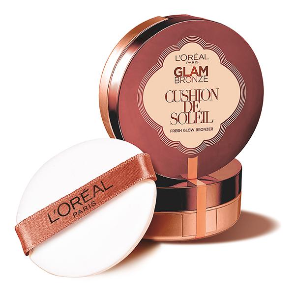 Loreal-Glam-Bronze-Cushion-de-Soleil-Fresh-Glow-Bronzer