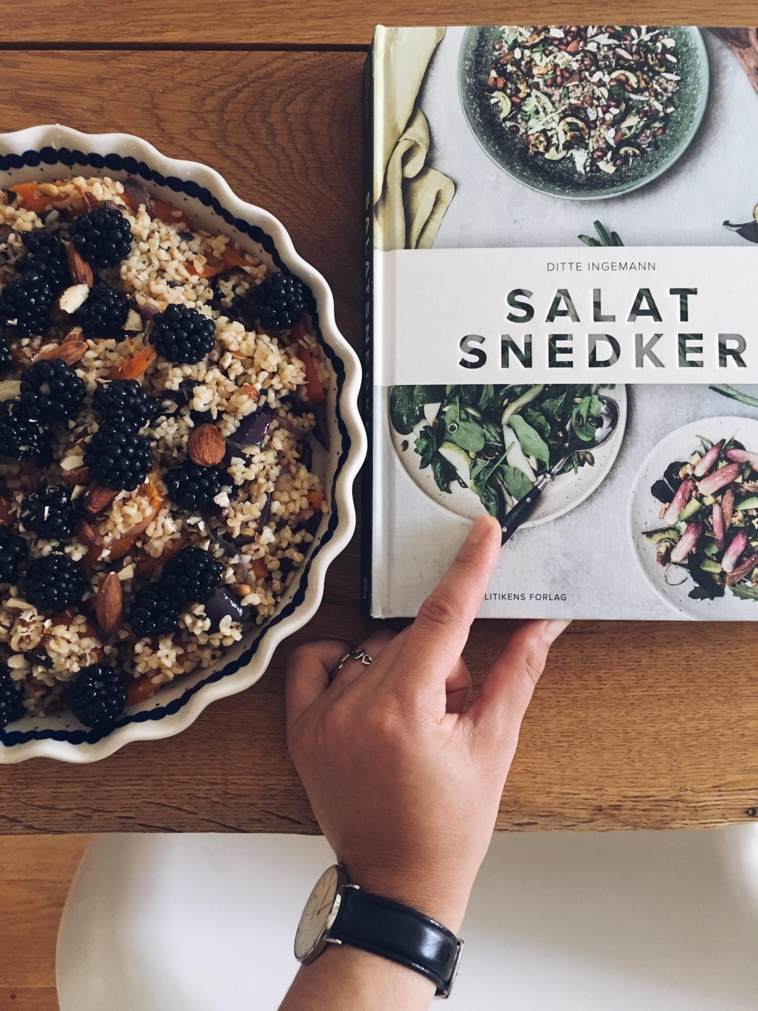 Salatsnedker Ditte