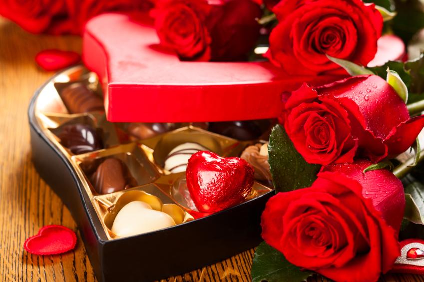 10% på de smukkeste Valentins buketter hos Euroflorist