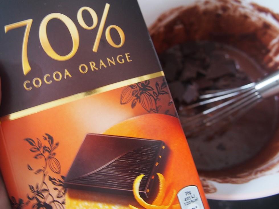 Halsbetændelse & chokoladekage hører sammen