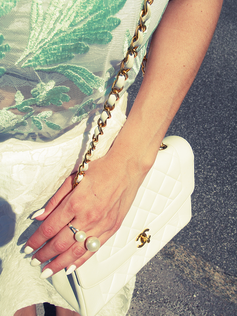 Ægte sølv & perler
