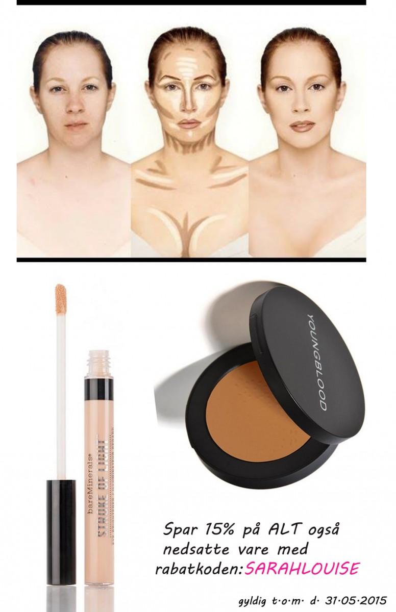 Fyldige pink læber // Makeup guide + video
