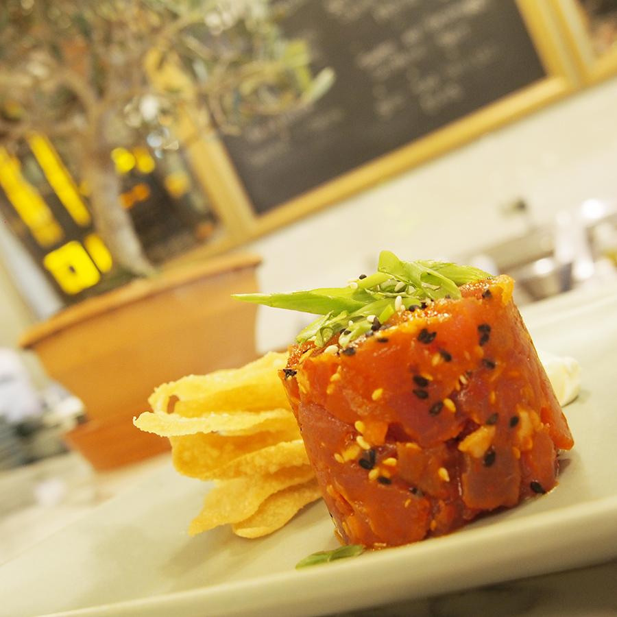 Lækker børnevenlig restaurant i Dubai & tun tartar