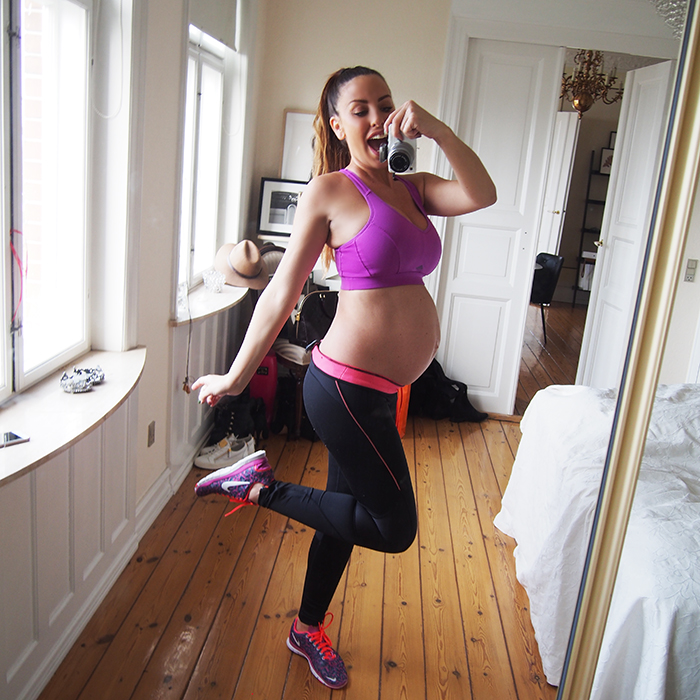 Vildt vægttab & hysteri under graviditet