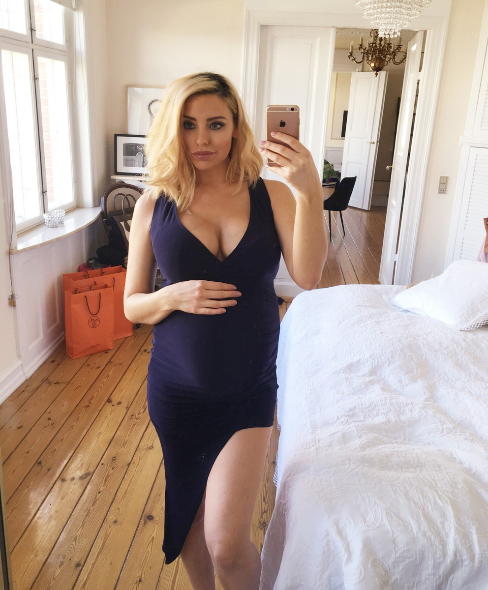 Kjole til gravide & ikke-gravide