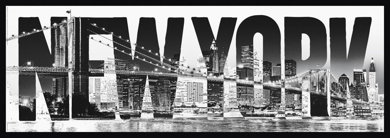 cadre-image-urbain-new-york-typeface-30x91cm