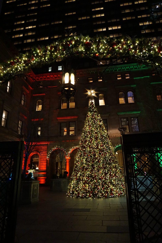 Lotte New York Palace - Christmas