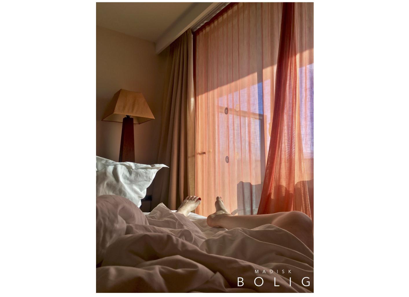 langsomhed-konmari-marie-kondo-bed-room-seng-sovevaerelse-relax