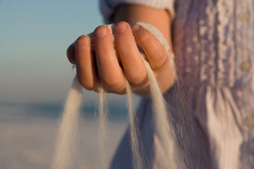 sand-fingers