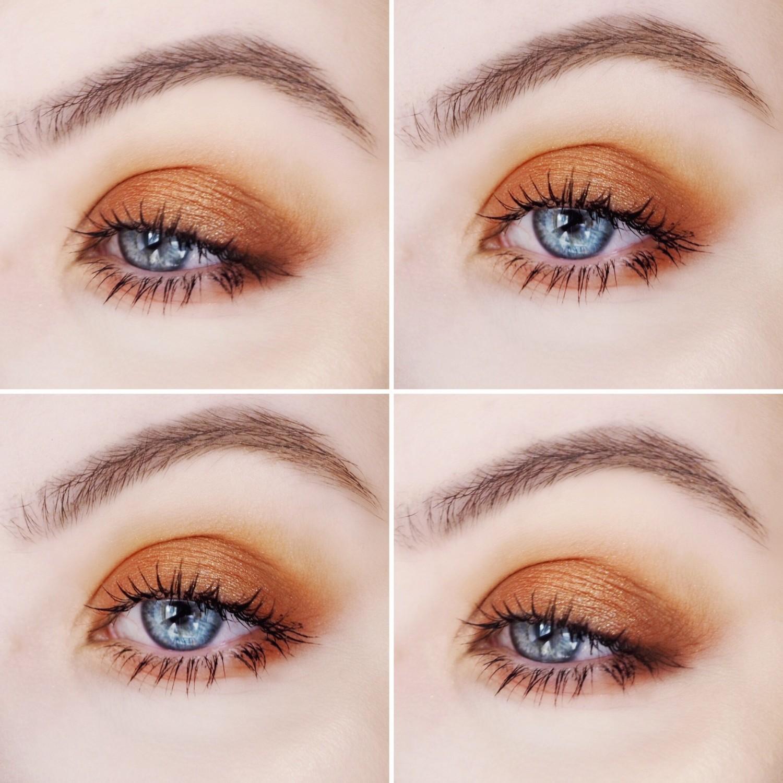 Efterårs makeup