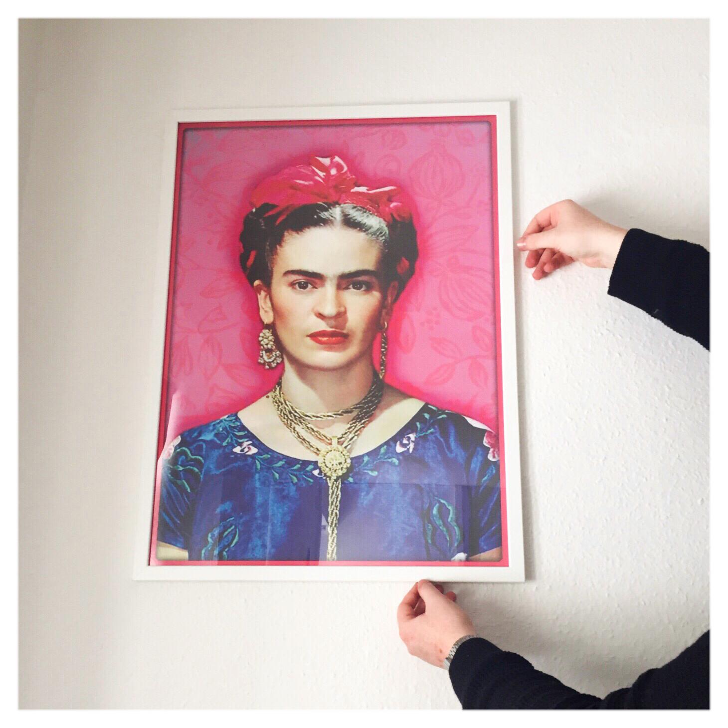Fridakahloposter