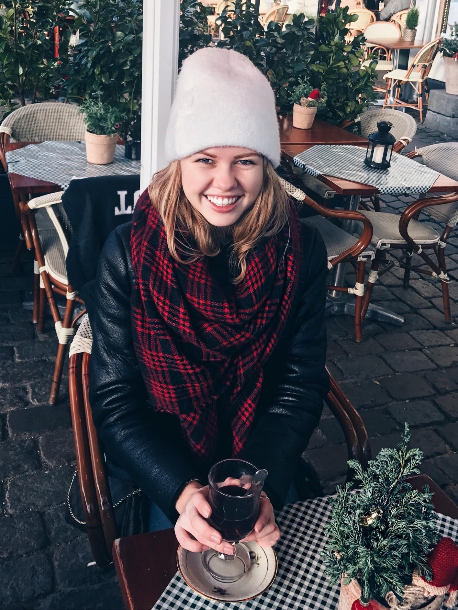 modern girl, glædelig jul,