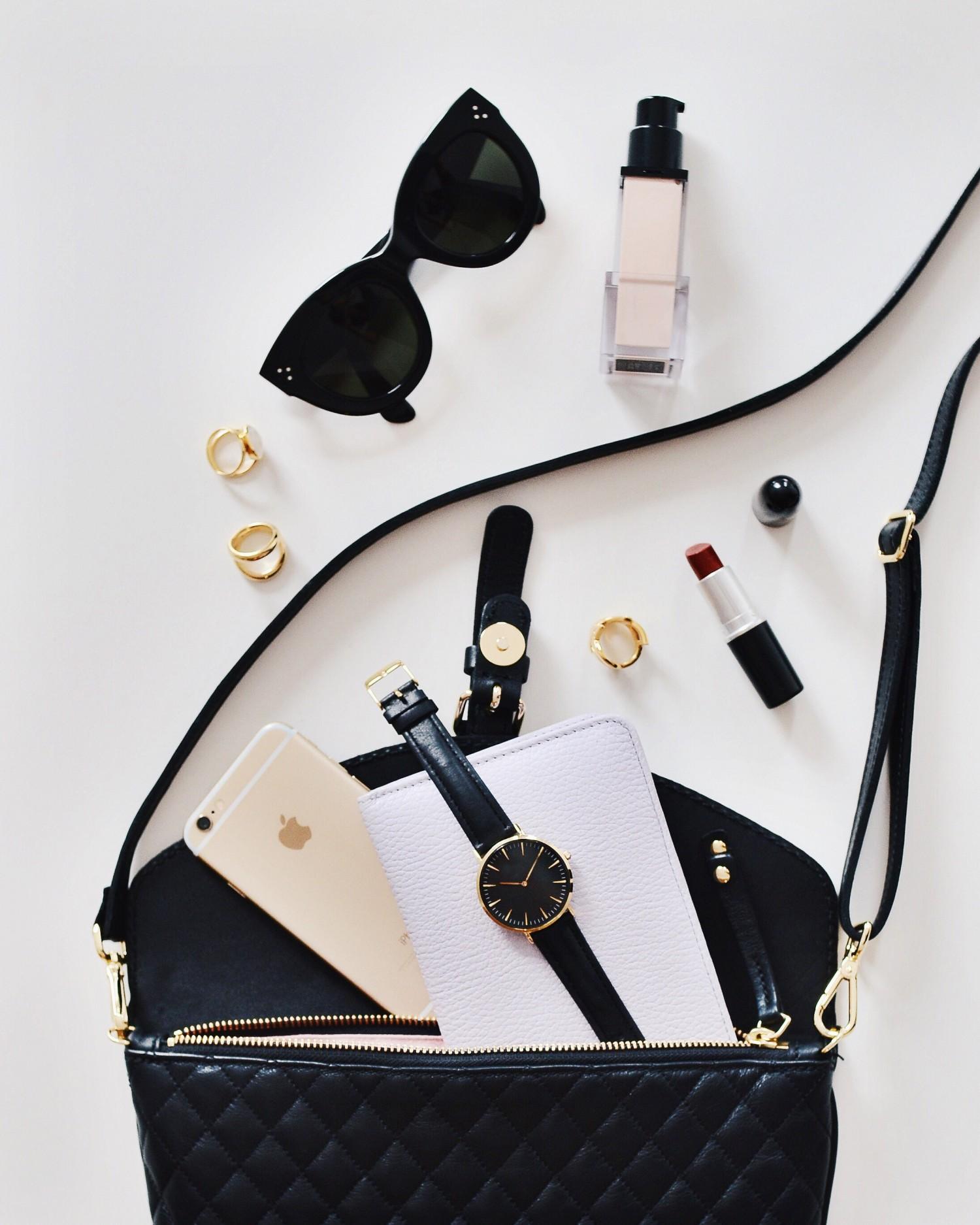 brugte designer tasker