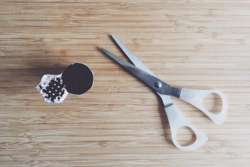 DIY, coffee, body scub, gør det selv, kaffe, kaffegrums, coffee grounds, healthy, zero waste, organic