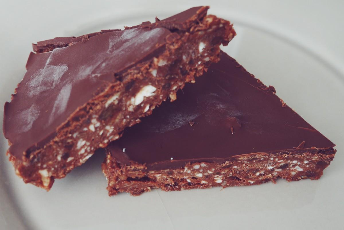Organic, raw, non bake, økologisk, brownie, chokoladekage, healthy shit, healthy lifestyle, clean food, simply fit, vegan