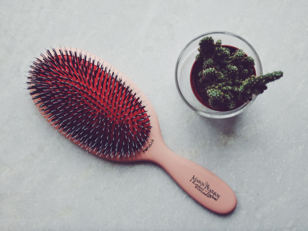 Hair care, how to, simply living, simply beauty, beauty, take care, hair, natural, hårpleje, skønhed, beauty, mason pearson, brush, health