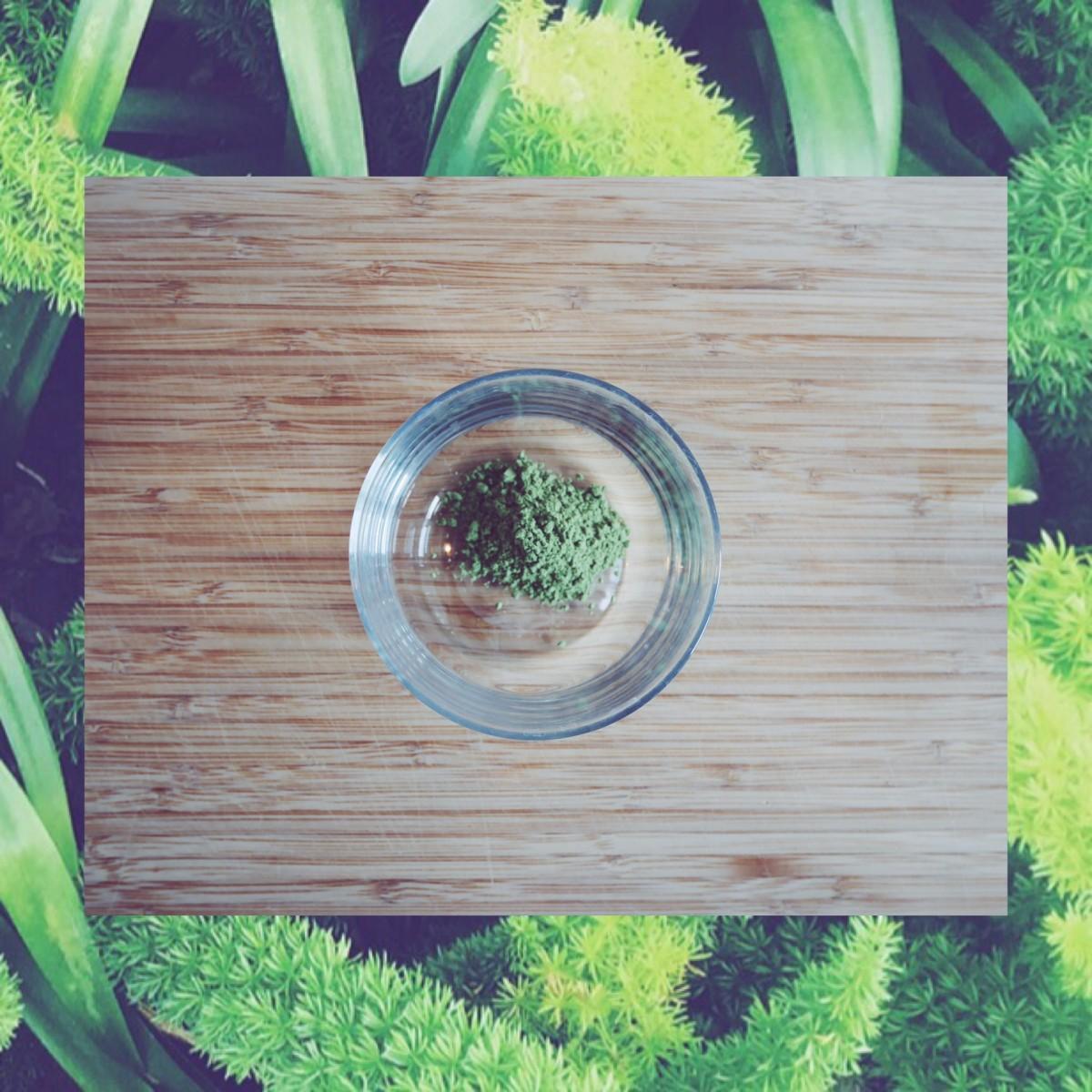 Organic wheatgrass powder from Superfruit, buy here!