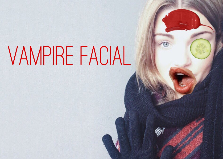 vampire facial, blood, bloody mess, natural, organic, vegan, raw, health, beauty, simply beauty, simply fit, hudklinik, prp method, derma pen, younger, rejuvenating, natural skincare, healing powers, costume, kardashian, i did it