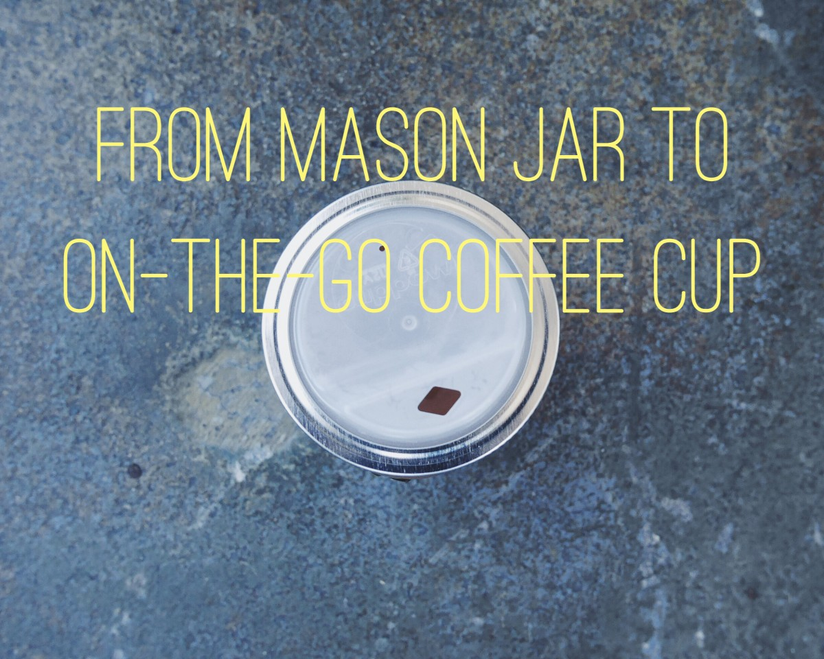 simply fit, zero waste, less waste, lessen your impact, sustainability, mason jar, coffee to-go, cuppow, depanneur, williamsburg, inspiration, costume, new york city, smoothie recipe, raw, vegan, organic
