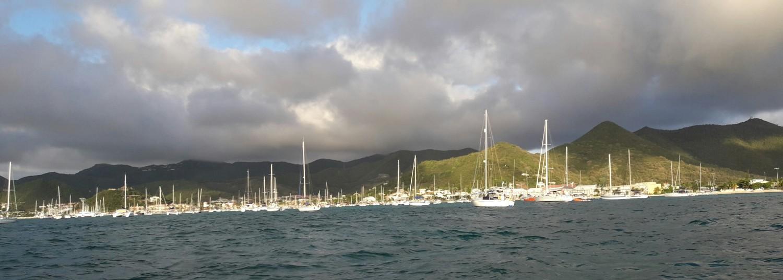 Marigot bay, St. Martin