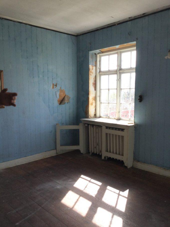 Et af de 13 værelser på anden sal.