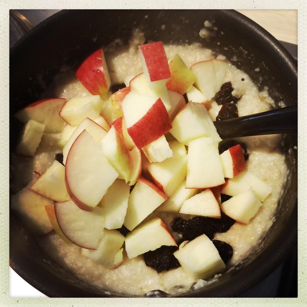 Glutenfrigrød_og_friske_æbler