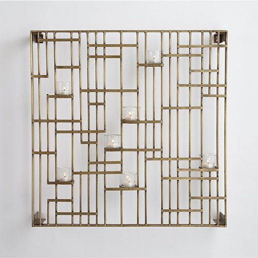 brass-grid-wall-candle-holder