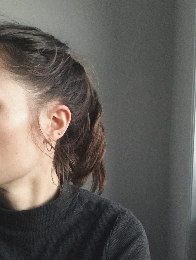 Dette billede er altså IKKE fra i dag. Eller fra en af de andre seneste dage - hvor mine ører har været røde. Jeg har op til flere. Men røde ører er ikke så blog-venlige. Så I må tage til takke med dette billede 😜🙋🏻♀️