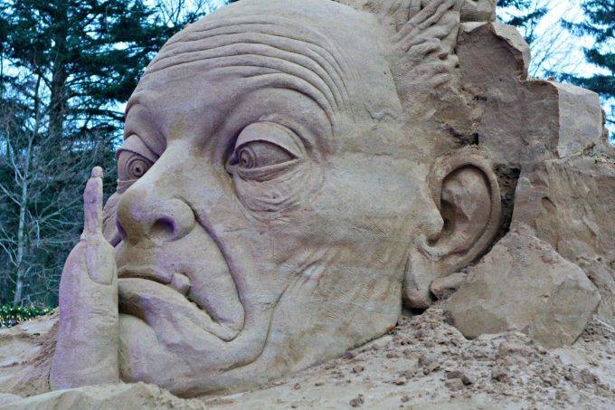 skulpturparken-blokhus-sandskulptur