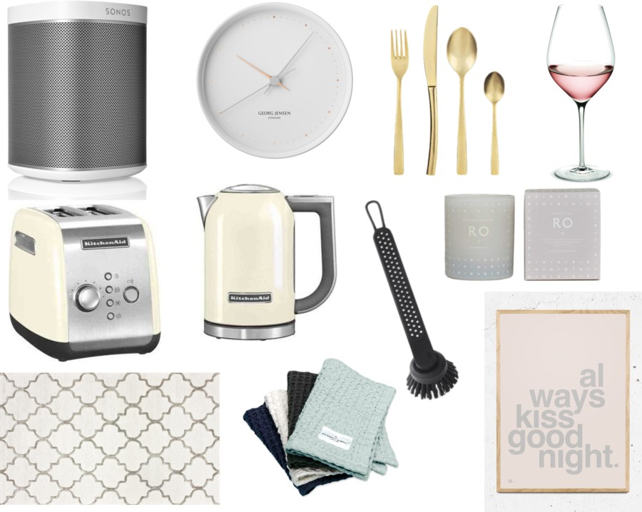 Wishlist for home