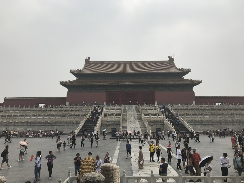 Relativt mindre mængde turister end forventet