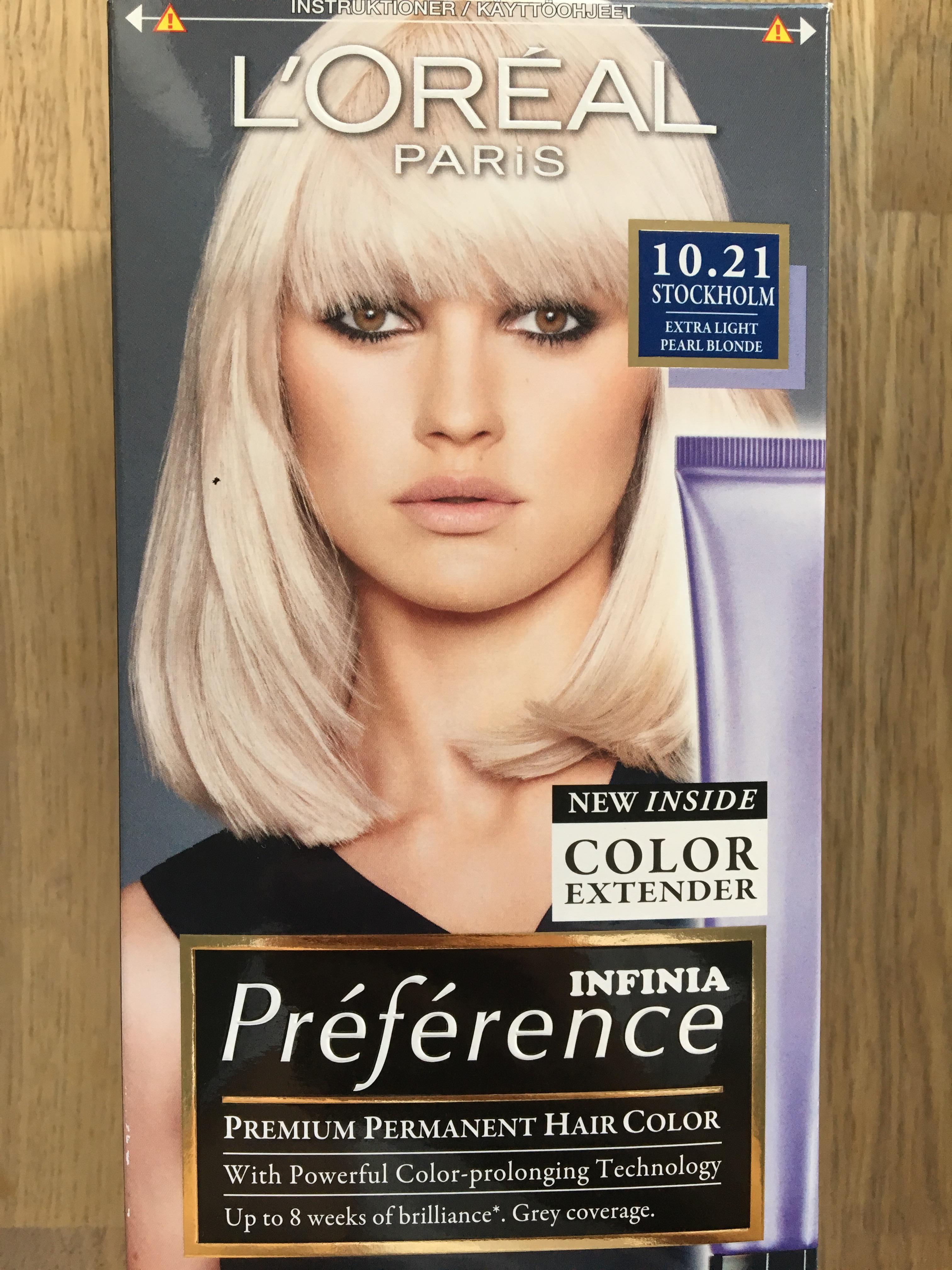bedste hårfarve til hjemmebrug