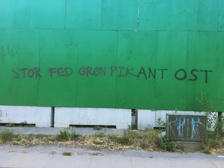 poesi på amager